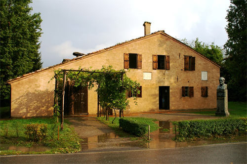 Busseto - Verdi's First House