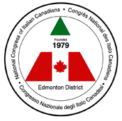 National Congress of Italian Canadians, Edmonton District (NCIC)